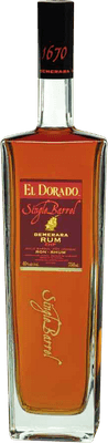 Medium el dorado ehp single barrel rum