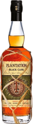 Medium plantation black cask 2016