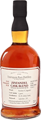 Medium foursquare zinfandel cask blend 11 year