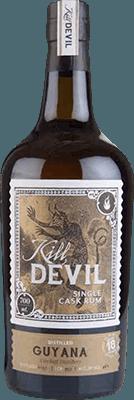Medium kill devil  hunter laing  guyana 1997 18 year rum 400px