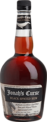 Jonah s curse black spiced rum 400px