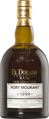 Medium el dorado port mourant 1999 rum 400px