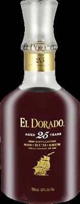 El dorado 1988 vintage 25 year rum 400px