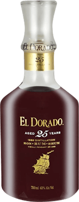 Medium el dorado 1988 vintage 25 year rum 400px