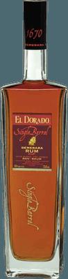 Medium el dorado single barrel rum