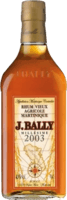 Small j bally 2003 rhum