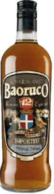 Medium ron baoruco 12 year