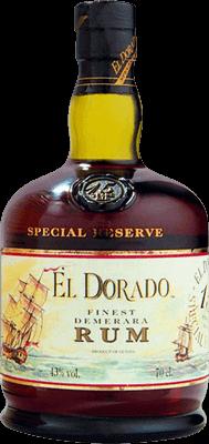 El dorado special reserve 15 year rum 400px