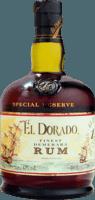 Small el dorado special reserve 15 year rum 400px