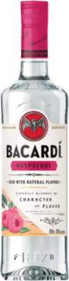 Medium bacardi raspberry