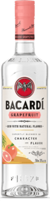 Medium bacardi grapefruit