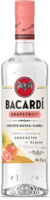 Small bacardi grapefruit