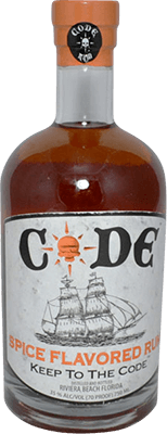 Medium code spiced rum 400px