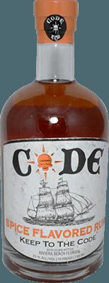 Medium code spiced rum 400px