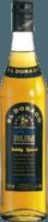 Small el dorado spiced rum