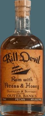 Medium kill devil pecan   honey rum 400px