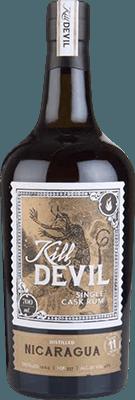 Medium kill devil  hunter laing  nicaragua 2004 11 year rum 400px