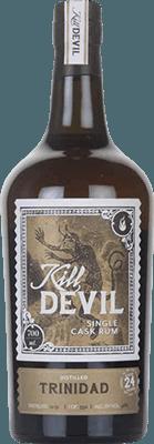Medium kill devil  hunter laing  trinidad 1991 24 year rum 400px