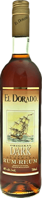 Medium el dorado superior dark rum 400px b