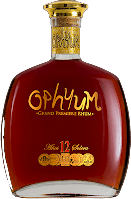 Medium ophyum 12 year rum 400px