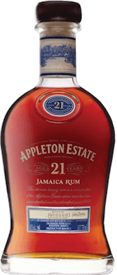Appleton estate limited edition 21 year rum 400pxb