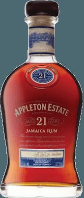 Appleton Estate 21-Year rum
