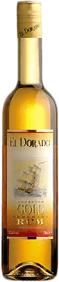 Medium el dorado superior gold rum