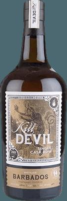 Medium kill devil  hunter laing  barbados 2001 14 year rum 400px