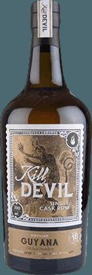 Medium kill devil  hunter laing  guyana 1998 18 year rum 400px