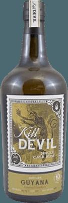 Medium kill devil  hunter laing  guyana 2005 10 year rum 400px