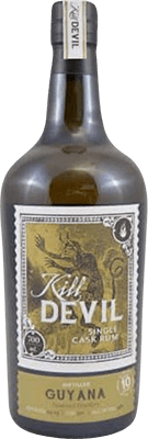 Medium kill devil  hunter laing  guyana 2005 10 year rum 400px