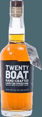 Medium twenty boat spiced rum 400px