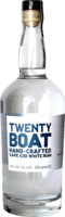 Small twenty boat white rum 400px