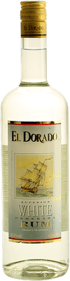 Medium el dorado superior white rum