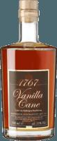Small 1767 vanilla cane rum liqueur