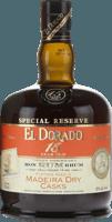 Small el dorado 15 year special reserve madeira dry cask rum 400px