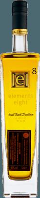 Medium elements 8 gold rum