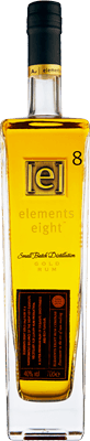 Medium elements 8 gold rum