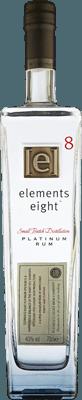 Medium elements 8  platinum rum
