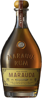 Medium marauda steelpan rum 400px