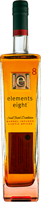 Medium elements 8  spiced rum
