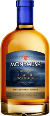 Medium monymusk gold