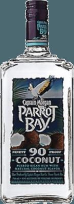 Medium parrot bay coconut 90 proof
