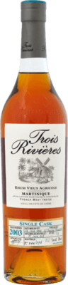 Medium trois rivieres single cask 2003 rhum