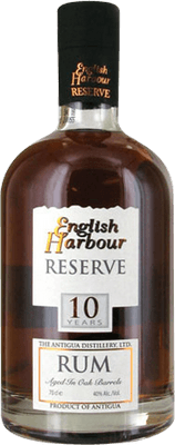 Medium english harbour   10 year rum