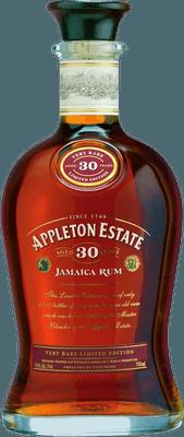 Medium appleton estate 30 year limited edition rum