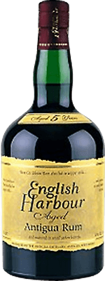 Medium english harbour 5 year rum