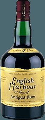 Medium english harbour 5 year rum
