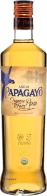 Medium papagayo anejo