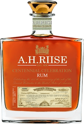 Medium a h riise centennial celebration
